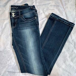 Vanity Bootcut Jeans